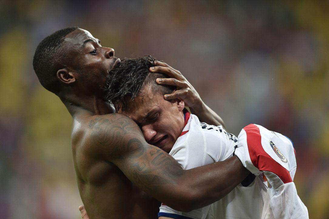 FIFA-World-Cup-Waylon-Francis-14-06-29-AFP - Bildquelle: AFP