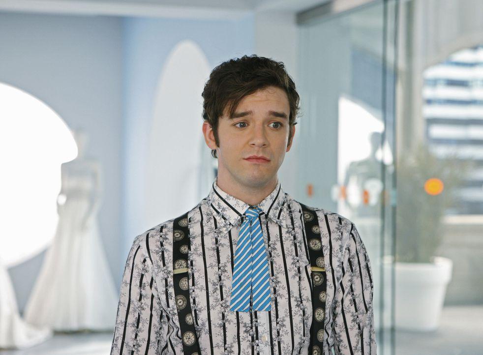 Wartet auf die Prüfungsergebnisse: Marc St. James (Michael Urie) ... - Bildquelle: 2008   ABC Studios