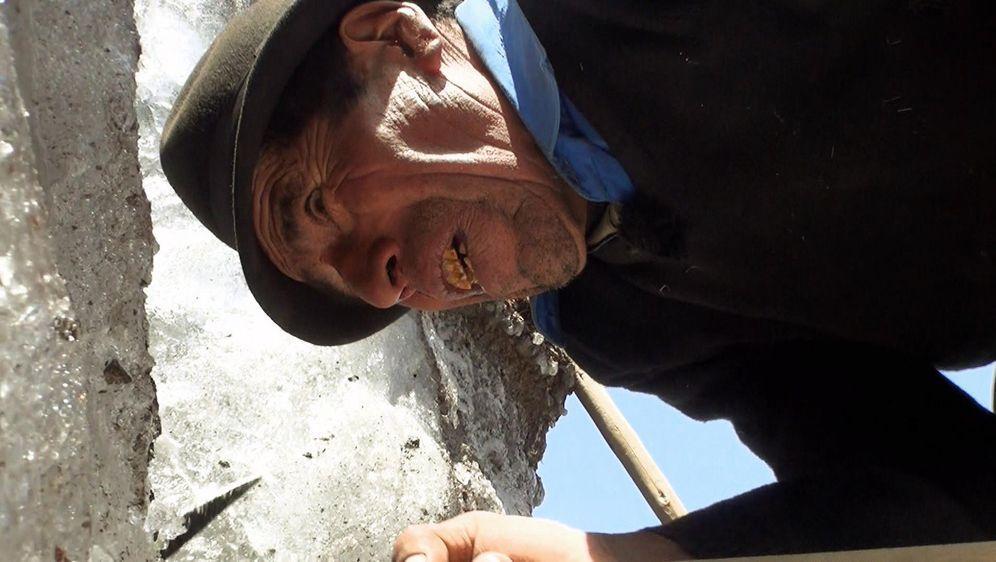 Der letzte Eismann von Ecuador