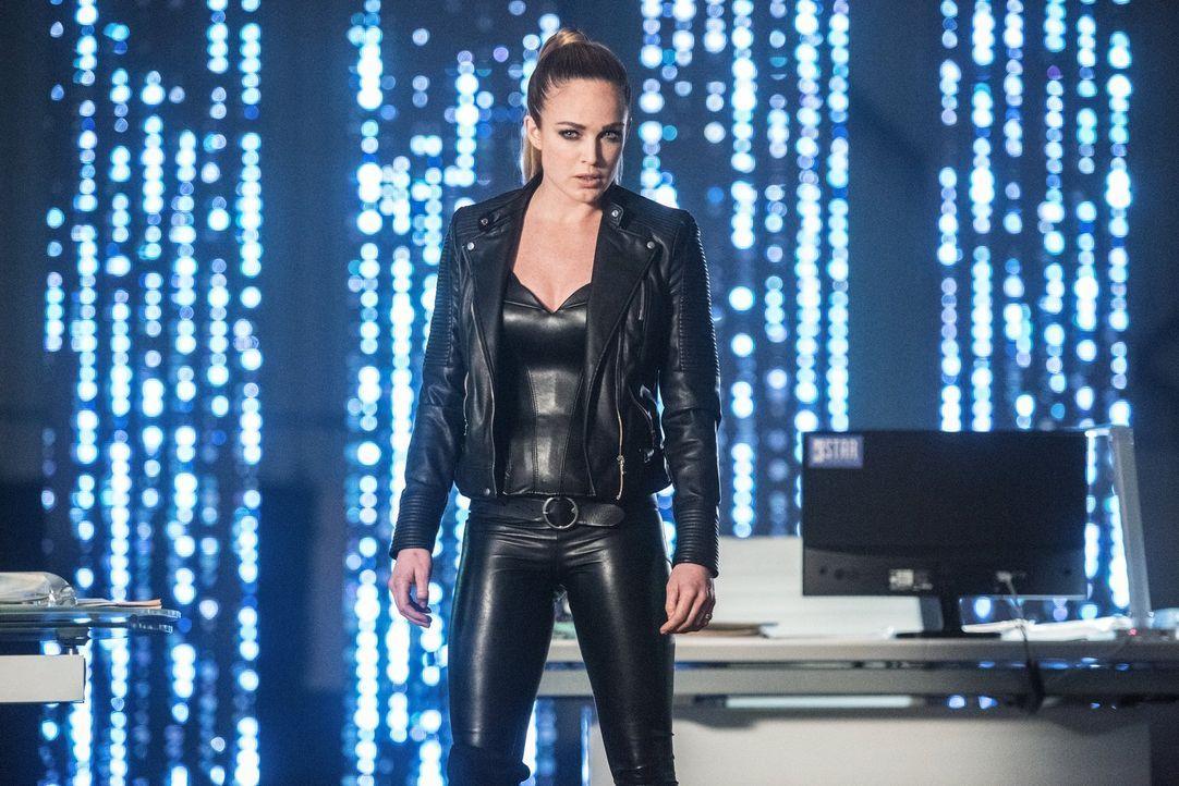 Wird Sara (Caity Lotz) ihr Legends Team jemals wieder zusammenführen können oder sind sie alle in der von der Legion des Bösen erschaffenen Welt ver... - Bildquelle: Warner Brothers