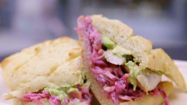 Puro - Sandwich mit Hühnerbrust