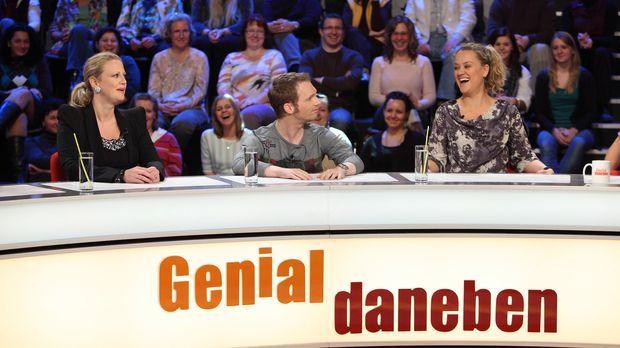 Genial Daneben - Genial-daneben-002 © SAT.1/Frank Hempel