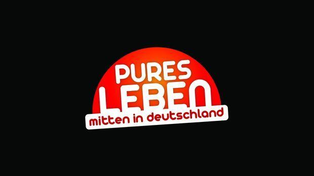 Pures Leben - Mitten in Deutschland - Logo © Sat.1