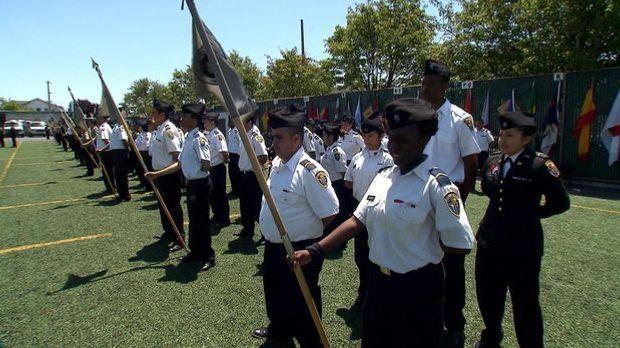 Militärschule USA