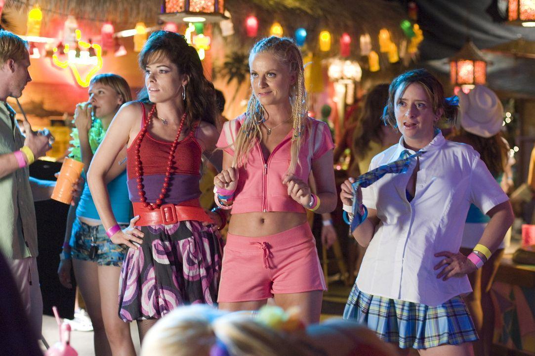Jetzt wird all das nachgeholt, was in ihrer Jugend noch nicht möglich war: die Mittdreißigerinnen (v.l.n.r.) Becky (Parker Posey), Gayle (Amy Poehle... - Bildquelle: Warner Bros.