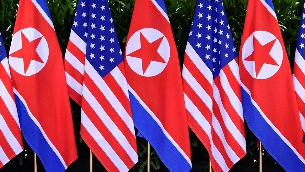 Nordkorea ist gegen eine WM in den Vereinigten Staaten - Bildquelle: POOLPOOLSIDSUSAN WALSH