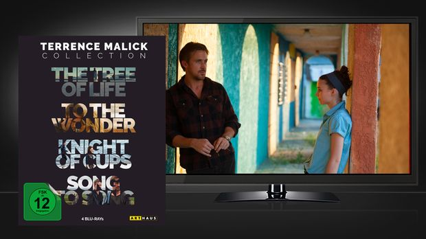 Terrence Malick Collection © Studiocanal