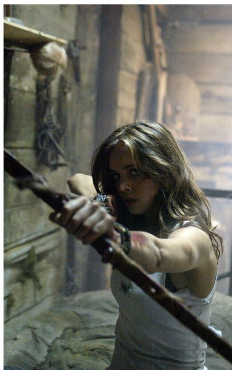Unter Kannibalen: Jesse (Eliza Dushku) ... - Bildquelle: Constantin Film Produktion GmbH