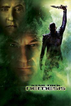 Star Trek: Nemesis - Shinzon (Tom Hardy, r.) will die Welt zerstören, doch er...