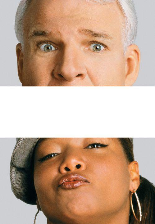 Haus über Kopf mit Steve Martin, oben und Queen Latifah, unten - Bildquelle: Touchstone Pictures
