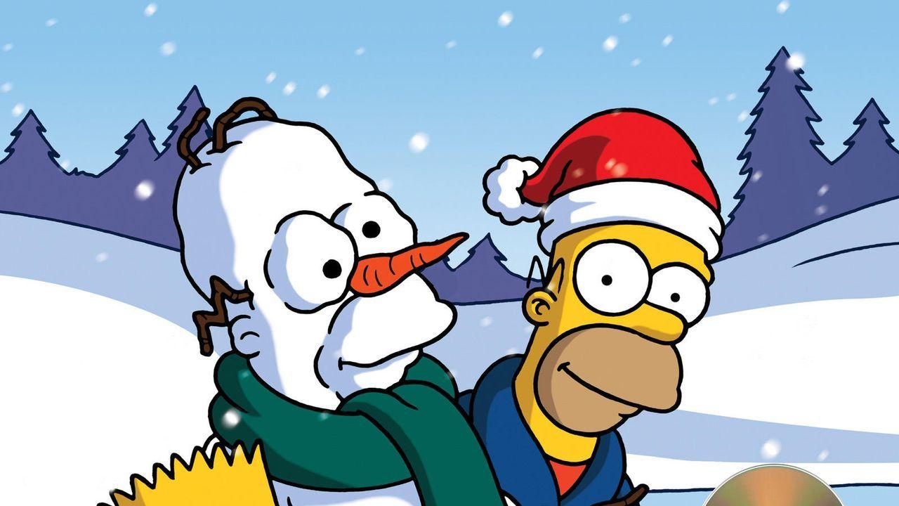 Weihnachten mit den Simpsons - Bildquelle: Century Fox