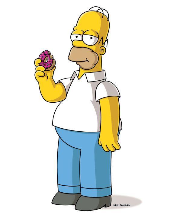 (27. Staffel) - In einer rauen Schale steckt oft ein fauler Kern: Homer Simpson .... - Bildquelle: 2015 Fox and its related entities.  All rights reserved.