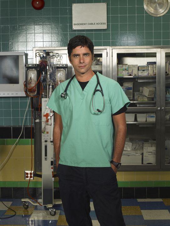 (14. Staffel) - Kampf um Leben und Tod im O.P.: Tony Gates (John Stamos) ... - Bildquelle: Warner Bros. Television