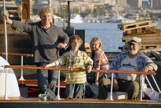 Das 100 Millionen Dollar Date - Der neunjährige Oliver (Joel Eisenblätter, 2....