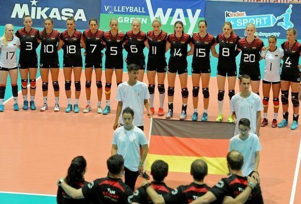 Die DVV-Frauen haben die Finalrunde im Blick