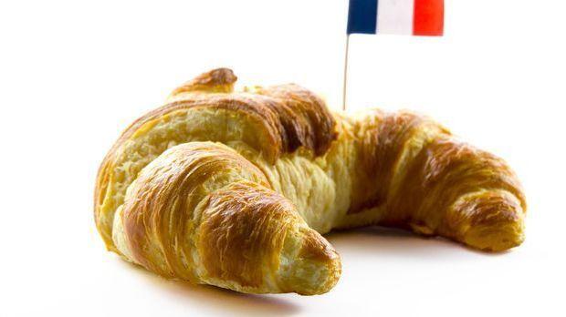 Croissant französisch