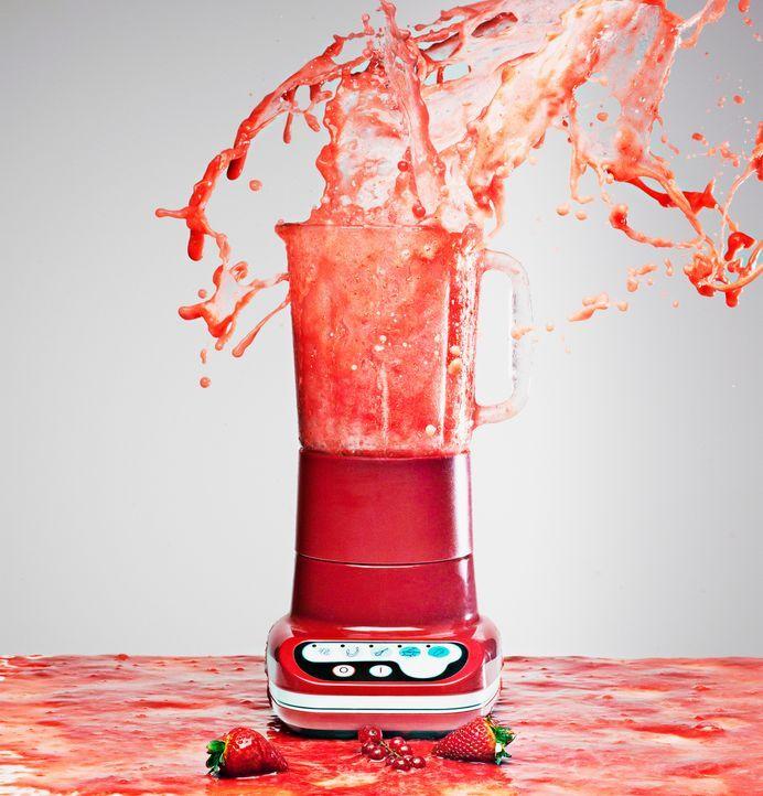 #4: Mixer säubern - Bildquelle: Getty