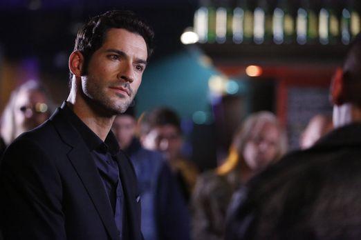Als ein Sicherheitsmann bei einem Raub ermordet wird, glaubt Lucifer (Tom Ell...