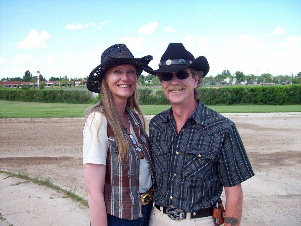 Als Peter (53) und Marion (43) Ritter im Dezember 2007 nach Tisdale in Kanada ausgewandert sind, haben sie sich sehr schwer getan bei der Eingewöhnu... - Bildquelle: kabel eins