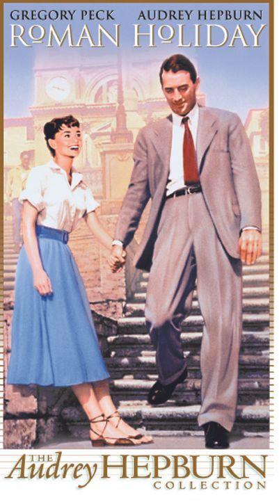 Ein Herz und eine Krone - Plakat - Bildquelle: TM, ® &   (1953) BY PARAMOUNT PICTURES. All Rights Reserved.