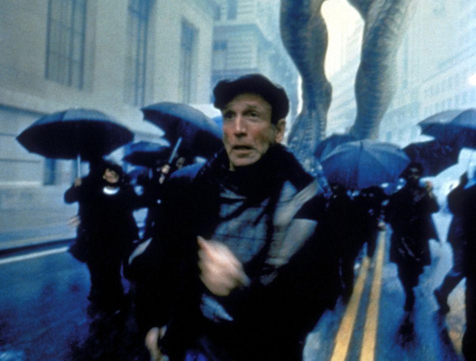 Auf der Flucht vor dem Koloss Godzilla ... - Bildquelle: 1998 TriStar Pictures, Inc. All Rights Reserved.