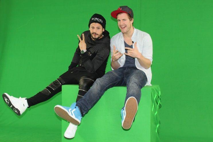 Greenbox: Manuel und Luke - Bildquelle: sixx