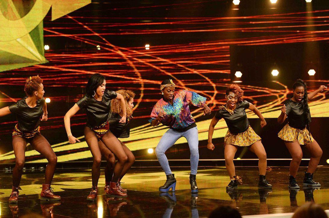 Got-To-Dance-Afro-Flavour-07-SAT1-ProSieben-Willi-Weber - Bildquelle: SAT.1/ProSieben/Willi Weber