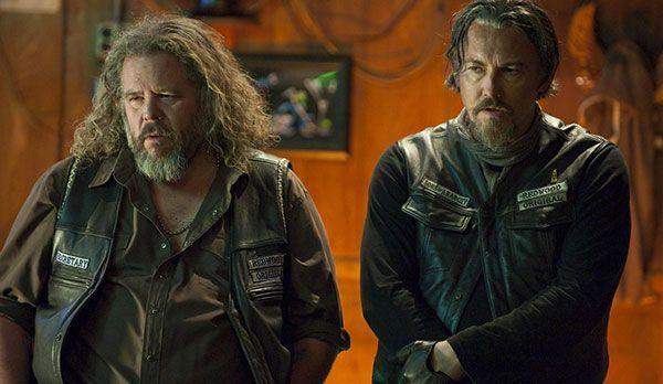 Sons of Anarchy: die besten Sprüche der 3. Staffel - Bildquelle: kabel eins