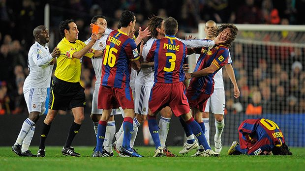Sergio Ramos - Bildquelle: 2010 Getty Images