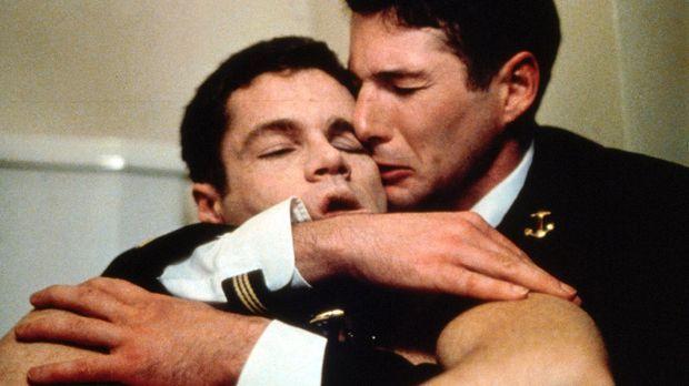 Zack (Richard Gere, r.) kommt zu spät: Durch den Konflikt zwischen Romanze un...