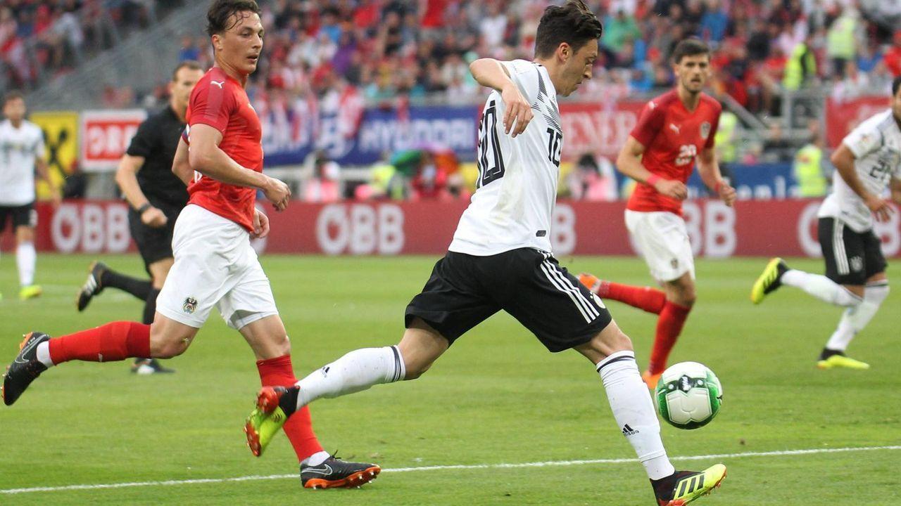 2. Juni: Länderspiel gegen Österreich - Bildquelle: getty