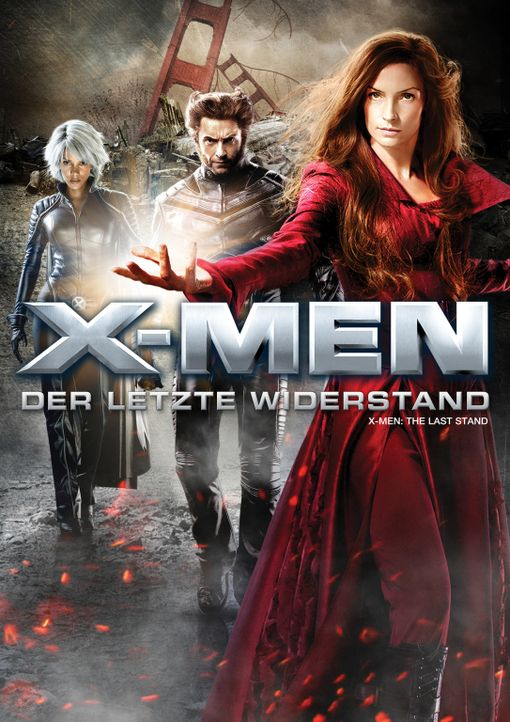 X-MEN: DER LETZTE WIDERSTAND - Artwork - Bildquelle: 2006 Twentieth Century Fox Film Corporation.  All rights reserved.   X-MEN all character names and their distinctive likenesses: TM &   2006 Marvel
