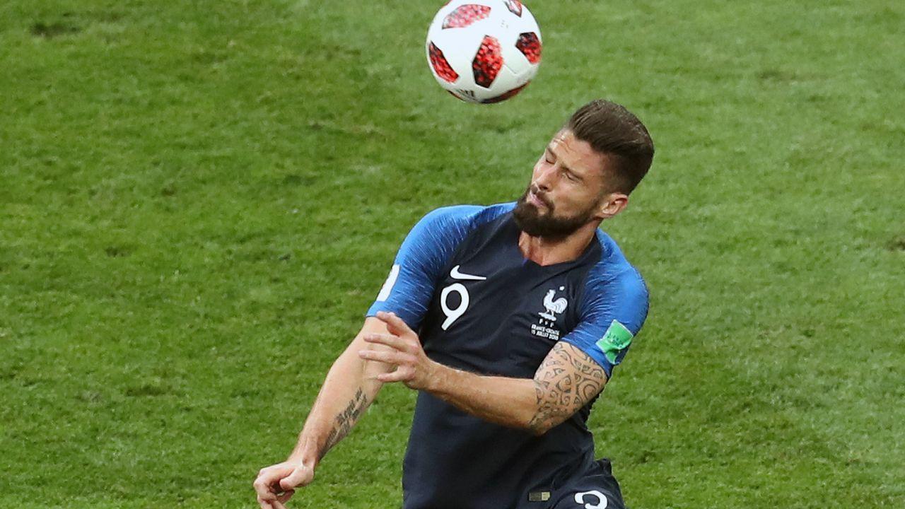 Olivier Giroud (Frankreich) - Bildquelle: Getty Images