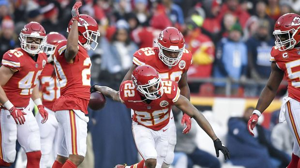 31. Kansas City Chiefs - Bildquelle: imago/ZUMA Press