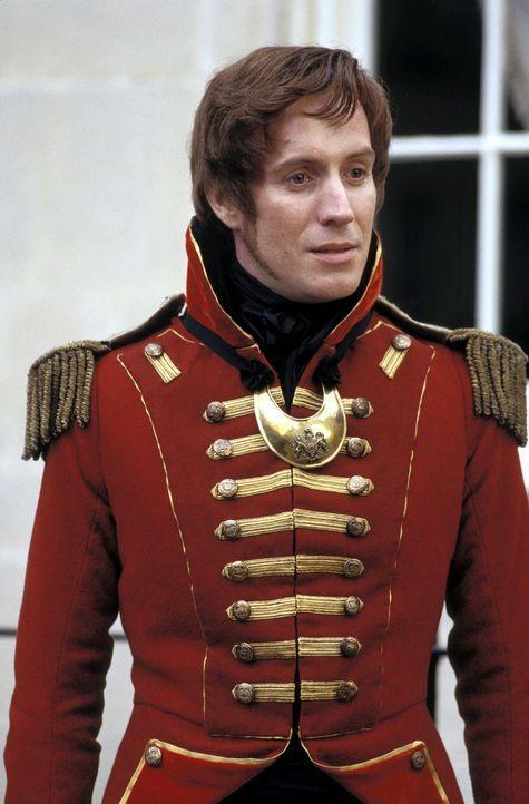 Wird seine Liebe zu Amelia jemals erwidert?: William Dobbin (Rhys Ifans, l.) ... - Bildquelle: Granada Film Productions