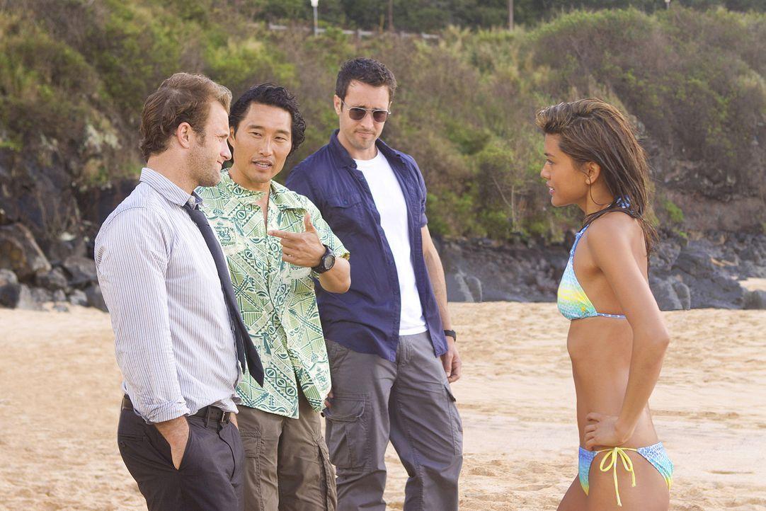 Nach Hawaii zurückgekehrt, um seinen Vater zu beerdigen, wird ein hochdekorierter ehemaliger Marineoffizier von der Gouverneurin gebeten, eine Spezi... - Bildquelle: TM &   2010 CBS Studios Inc. All Rights Reserved.
