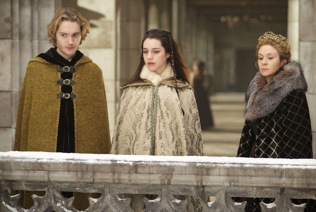 Das Schicksal von Frankreich und Schottland  - Bildquelle: Sven Frenzel 2013 The CW Network, LLC. All rights reserved.