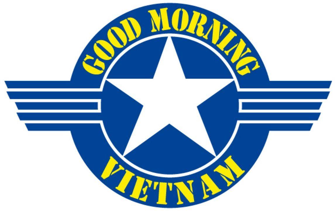 """""""Good Morning, Vietnam - Logo"""" - Bildquelle: Touchstone Pictures"""