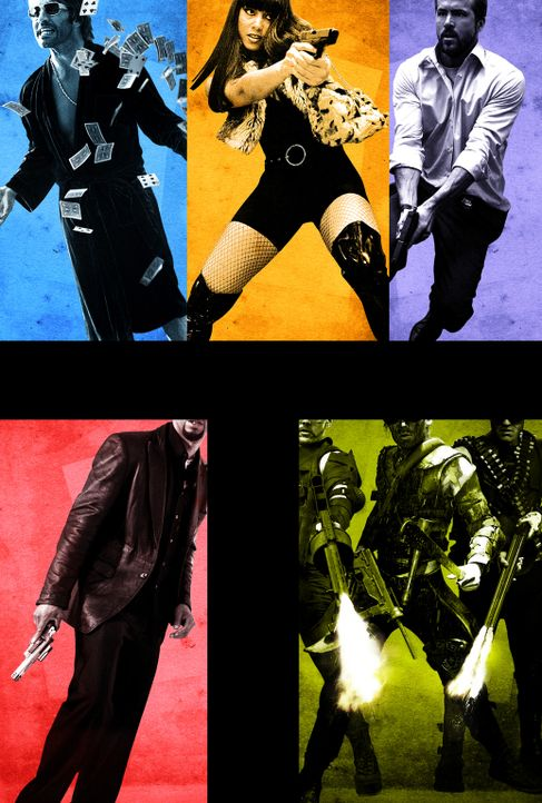 Smokin' Aces - Artwork - Bildquelle: 2006 Universal Studios. All Rights Reserved.