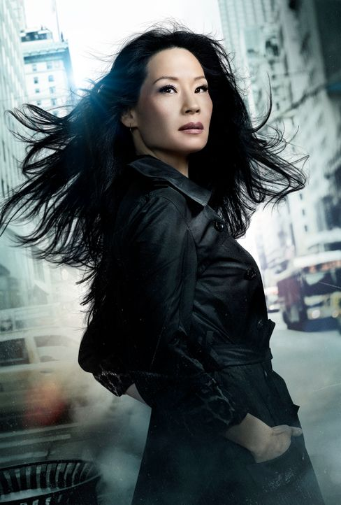 (1. Staffel) - Zur Seite steht dem durchgeknallten Ermittler Sherlock Holmes, die junge Ärztin Joan Watson (Lucy Liu), die sein geniales, aber auch... - Bildquelle: CBS Television
