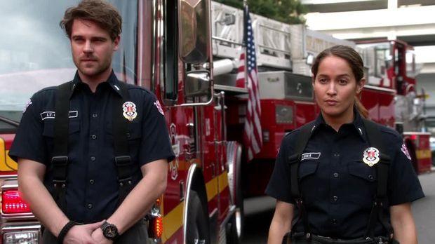 Seattle Firefighters Staffel 1