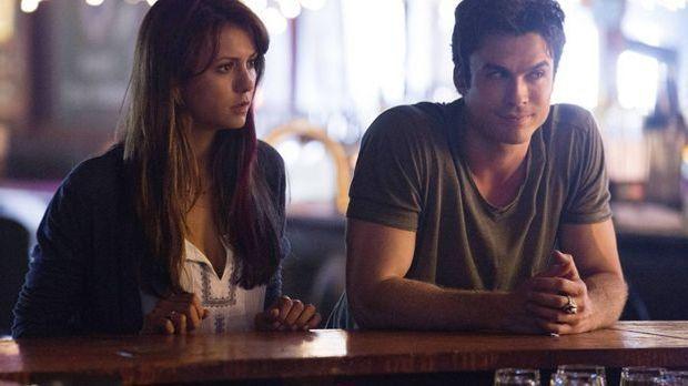 Elena und Damon haben endlich zueinander gefunden