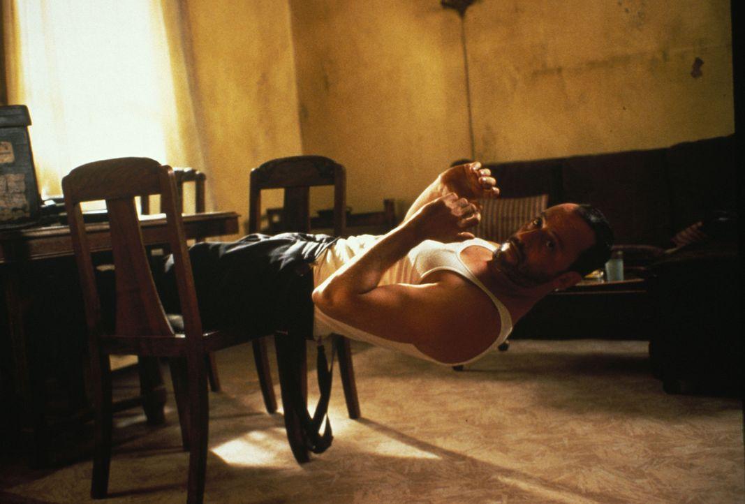 Léon (Jean Reno) ist Auftragskiller in New York: Ein absoluter Einzelgänger - professionell perfekt und unzerstörbar. Bis er eines Tages einen Fehle... - Bildquelle: Gaumont