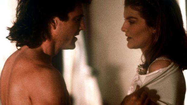 Eigentlich will Lorna (Rene Russo, r.) keinerlei Unterstützung von Riggs (Mel...
