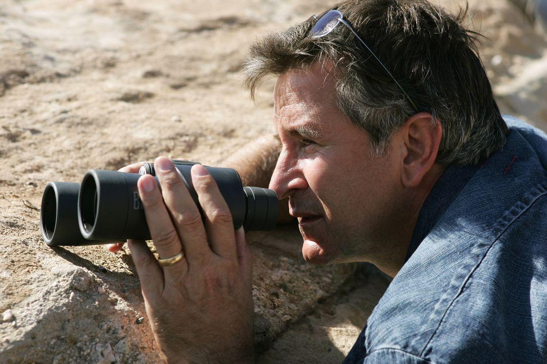 Versucht den Fall des entführten James zu lösen: Jack Malone (Anthony LaPaglia) ... - Bildquelle: Warner Bros. Entertainment Inc.
