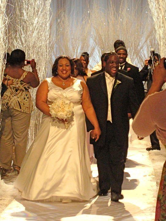Die Wintermärchen-Hochzeit - Bildquelle: Pilgrim Studios 2009