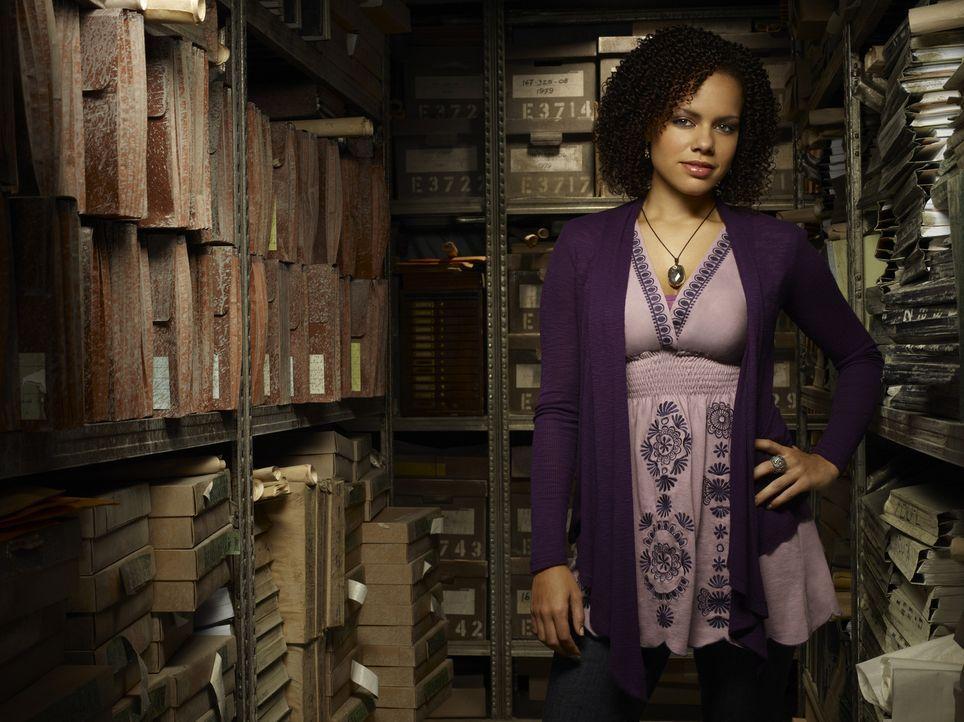 (1. Staffel) - Leena (Genelle Williams) hat eine ganz besondere Gabe, sie kann die Aura von Menschen lesen ... - Bildquelle: Justin Stephens SCI FI Channel