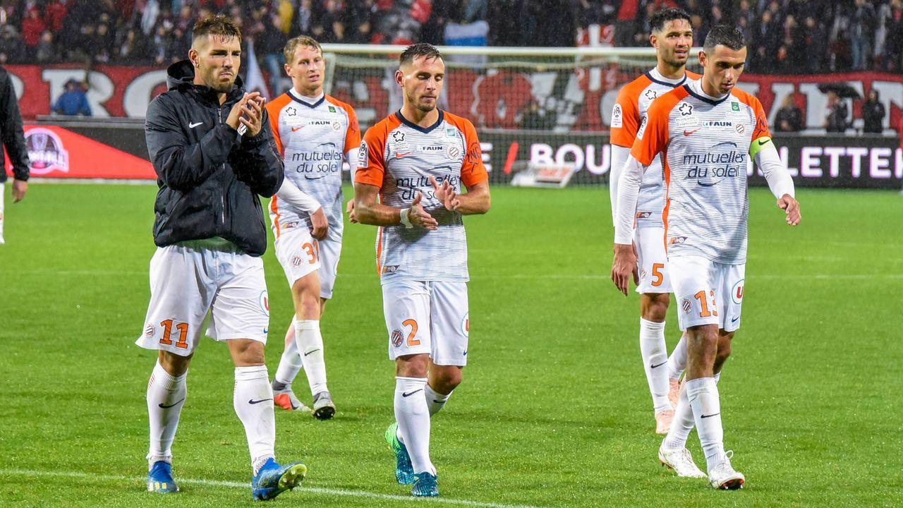 Platz 14: Montpellier HSC (Frankreich) - Bildquelle: Imago
