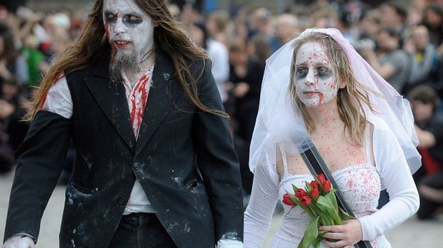 Halloween-Kostüm Braut