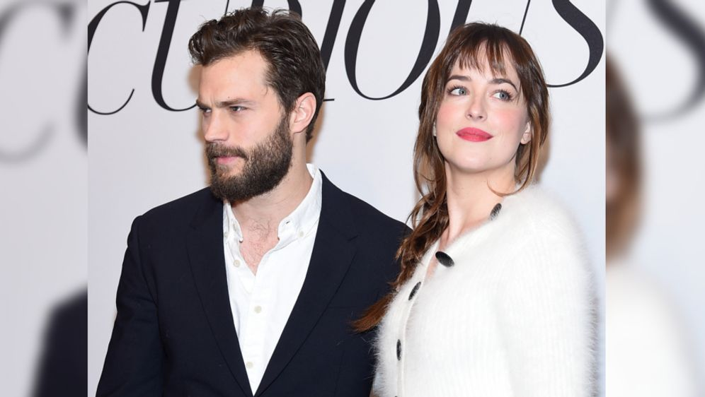 Fifty Shades Of Grey 2 Star Dakota Johnson Sex Szenen Mit Jamie